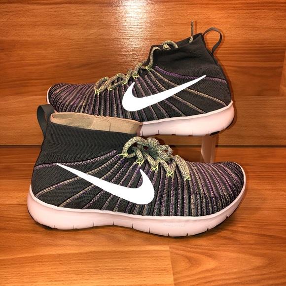 9874a037be2a Nike Free Train Force FLYKNIT MENS size 10.5 NIB